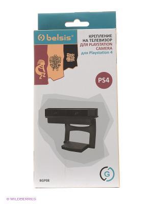Вертикальная подставка для PS4 Belsis. Цвет: черный