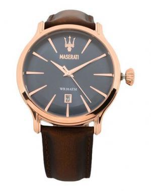 Наручные часы MASERATI. Цвет: темно-синий