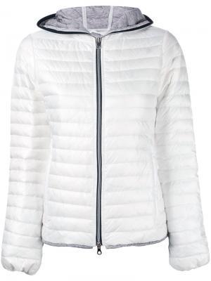 Стеганая куртка Duvetica. Цвет: белый