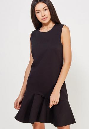 Платье Glam Goddess. Цвет: черный