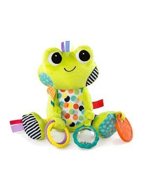 Развивающая игрушка Море удовольствия, Лягушонок BRIGHT STARTS. Цвет: зеленый