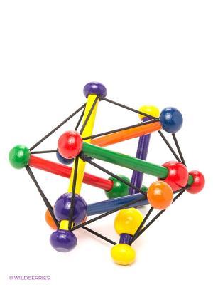 Игрушка головоломка развивающая Skwish Classic MANHATTAN TOY. Цвет: синий, зеленый, красный, желтый