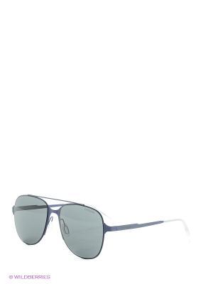 Солнцезащитные очки CARRERA. Цвет: синий, темно-синий