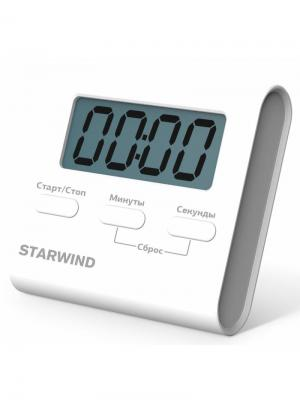 Таймер Starwind SST1151 белый пластик. Цвет: белый