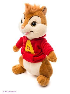 Мягкая игрушка Мульти-пульти. Цвет: коричневый, красный