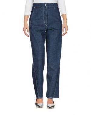 Джинсовые брюки LEMAIRE. Цвет: синий