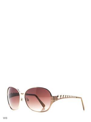 Солнцезащитные очки CUSTO 8001 781. Цвет: золотистый
