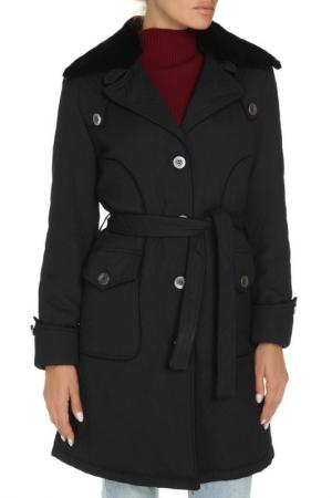 Пальто Diego M. Цвет: черный
