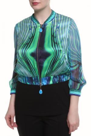 Куртка Maria Grazia Severi. Цвет: зеленый