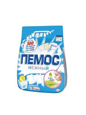 Пемос Нежный Алое Вера 2 кг Pemos. Цвет: голубой