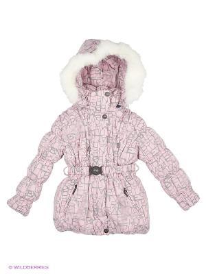 Куртка Goldy. Цвет: розовый