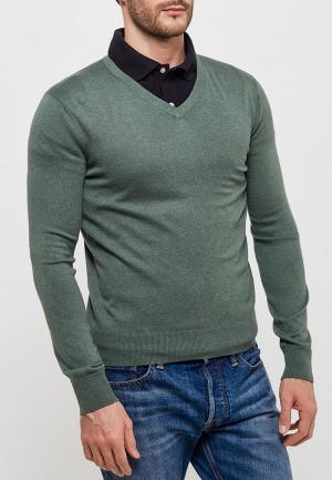 Пуловер Banana Republic. Цвет: зеленый