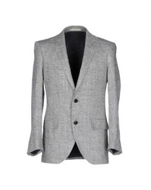 Пиджак CLUB MONACO. Цвет: светло-серый