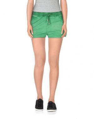 Повседневные шорты ED 2.0. Цвет: зеленый