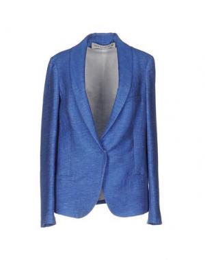 Пиджак SHIRTAPORTER. Цвет: синий