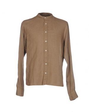 Pубашка D.R SHIRT. Цвет: хаки