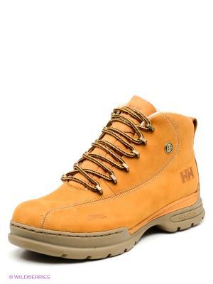 Ботинки BERTHED 3 Helly Hansen. Цвет: темно-коричневый