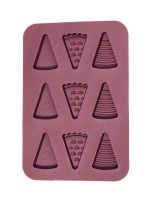 Форма для конфет Migura. Цвет: коричневый