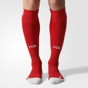Игровые гетры Бавария Мюнхен Home  Performance adidas. Цвет: красный