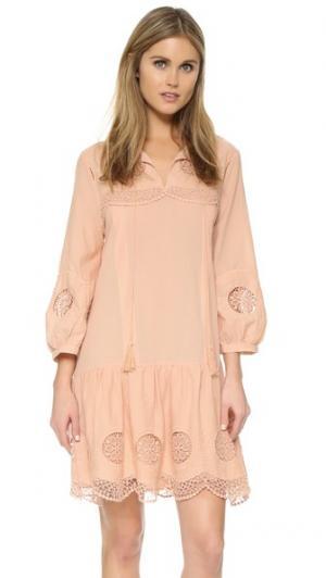 Flannel Australia. Цвет: розовый