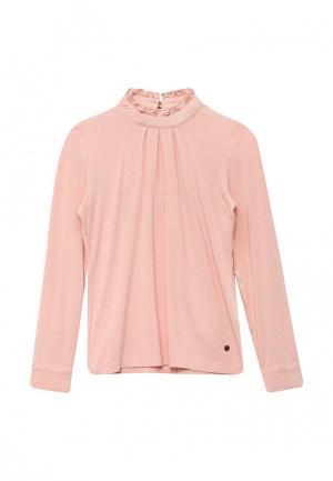 Блуза Finn Flare. Цвет: розовый