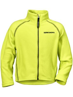 Куртка MONTE DIDRIKSONS. Цвет: желтый
