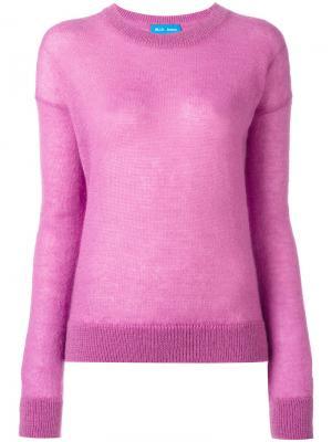 Джемпер Inka Mih Jeans. Цвет: розовый и фиолетовый