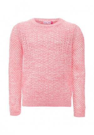 Джемпер Sela. Цвет: розовый