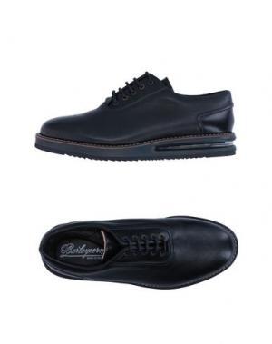Обувь на шнурках BARLEYCORN. Цвет: черный