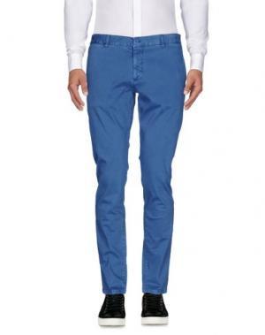 Повседневные брюки HERMAN & SONS. Цвет: пастельно-синий