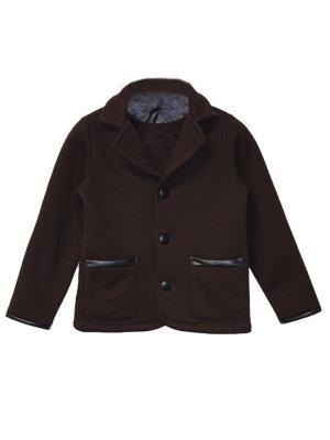 Пиджак Me&Mummy. Цвет: коричневый