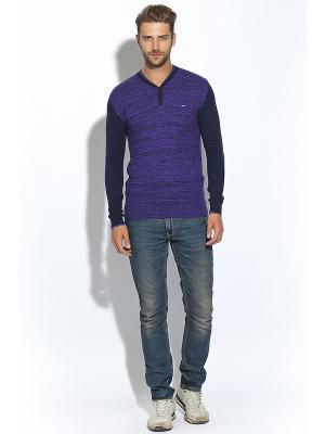Пуловер Dairos. Цвет: фиолетовый