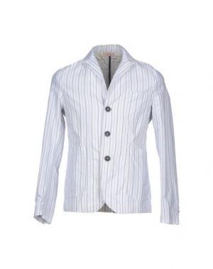 Пиджак D.R SHIRT. Цвет: небесно-голубой