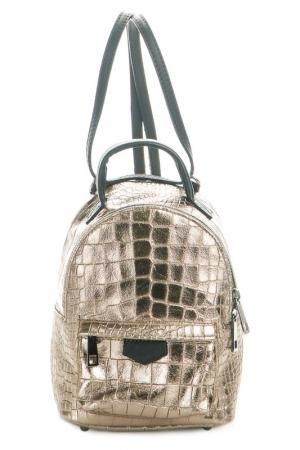 Backpack Giancarlo Bassi. Цвет: taupe