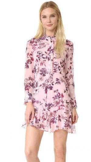 Платье Madeleine Piamita. Цвет: floralia rosa