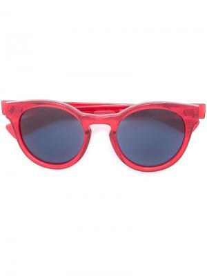 Солнцезащитные очки Barbes Ahlem. Цвет: красный