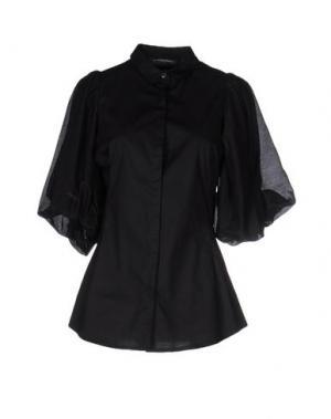 Pубашка LA CAMICIA BIANCA. Цвет: черный