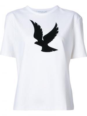 Футболка Eagle Wanda Nylon. Цвет: белый