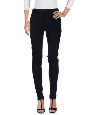 Джинсовые брюки AMERICAN VINTAGE. Цвет: черный