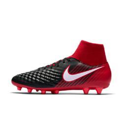 Футбольные бутсы для игры на искусственном газоне  Magista Onda II Dynamic Fit AG-PRO Nike. Цвет: красный