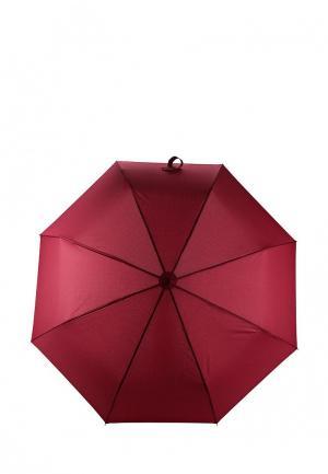 Зонт складной Mango. Цвет: бордовый