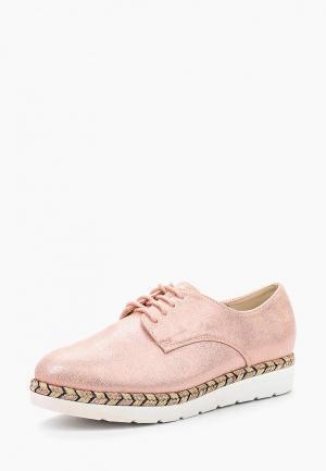 Ботинки Clowse. Цвет: розовый