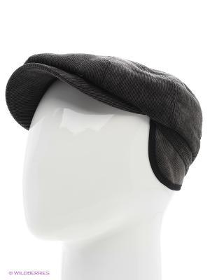 Кепка PILOT HEADWEAR COLLECTION. Цвет: антрацитовый, темно-серый, черный