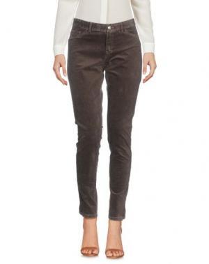 Повседневные брюки 0039 ITALY. Цвет: хаки
