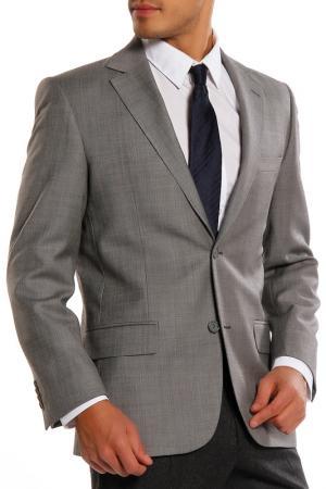 Пиджак VICTORS MART VICTOR'S. Цвет: серый, пиджак
