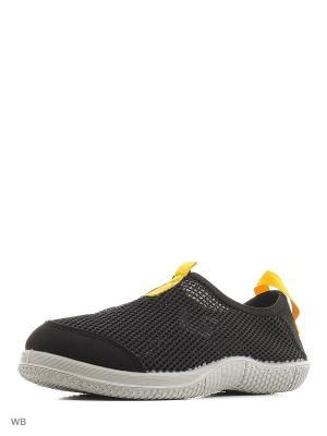 Кеды CentrShoes. Цвет: черный
