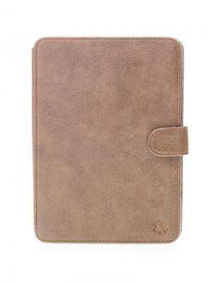 Чехол-книжка Norton универсальный 6 с клипсами (123x176x10) (коричневый)* Norton.. Цвет: коричневый