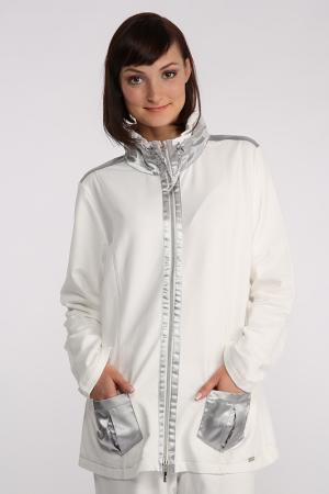 Куртка Furstenberg. Цвет: бежевый