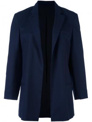 Куртка Jacko Nehera. Цвет: синий