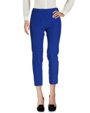 Повседневные брюки SPACE STYLE CONCEPT. Цвет: синий